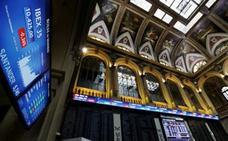El Ibex-35 conquista los 9.500 puntos y cierra en máximos desde septiembre gracias al impulso de la banca