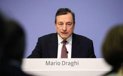 El BCE cree que la posibilidad de recesión es «baja» pero aplaza la subida de tipos