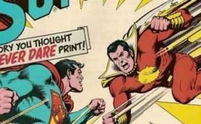 Shazam, la copia que superó a Superman