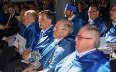 La UEx inviste como 'honoris causa' a cinco doctores vinculados a la Facultad de Ciencias
