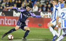 El pacense Waldo debuta en Primera con derrota del Valladolid