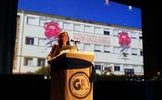 Esther Gutiérrez defiende que la educación sea cada vez más creativa e innovadora