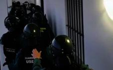Tres miembros de una familia son detenidos por vender drogas en Aceuchal