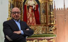 Germán López Iglesias pronuncia este sábado el pregón oficial de la Semana Santa de Badajoz