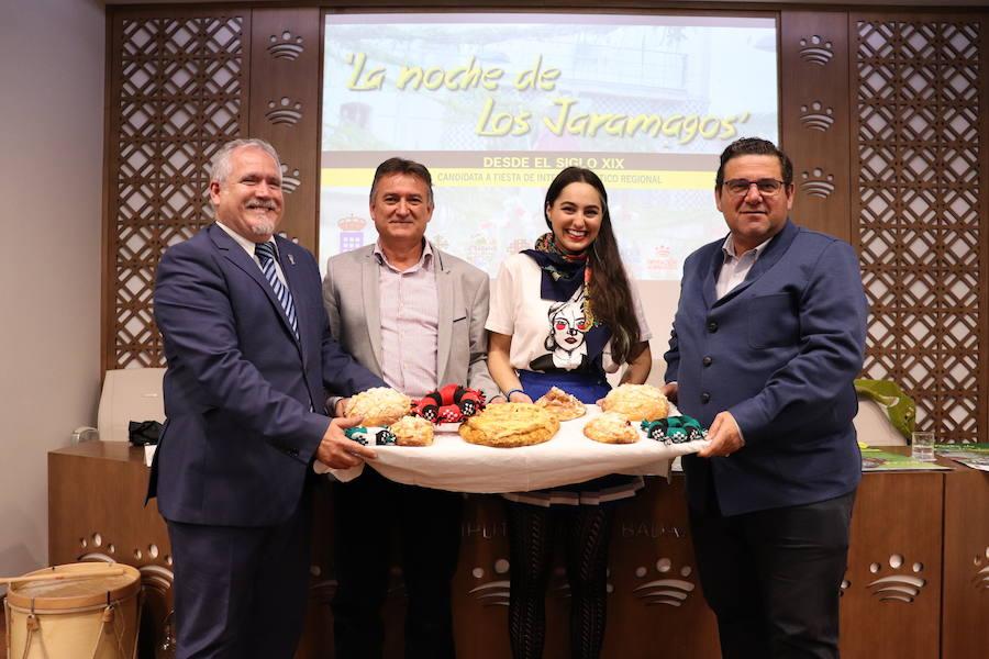 La Noche de los Jaramagos de Orellana aspira a ser fiesta de interés regional