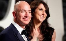 La ex de Bezos: 32.000 millones