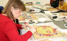 Cultivando el arte de los mosaicos