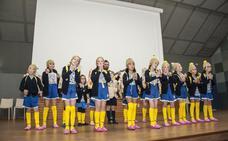 La convivencia carnavalera infantil acoge a 250 niños y a seis agrupaciones de Cádiz y Badajoz
