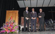 López Iglesias abre la Semana Santa de Badajoz