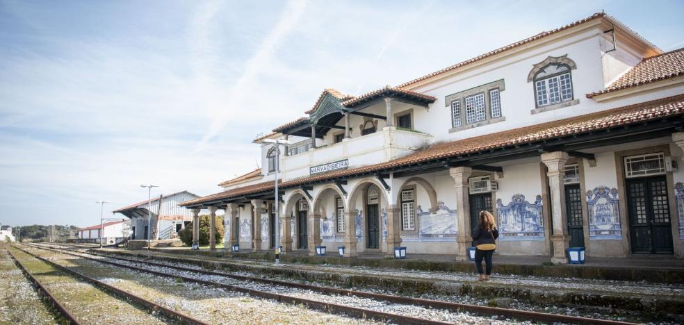 La Diputación planifica un tren turístico que una Cáceres y Portugal