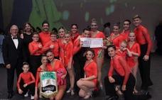 Las escuelas de baile de Almendralejo aumentan su lista de premios