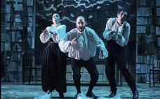 La adaptación teatral de la obra de Virginia Woolf 'Orlando' llega al López de Ayala de Badajoz este viernes