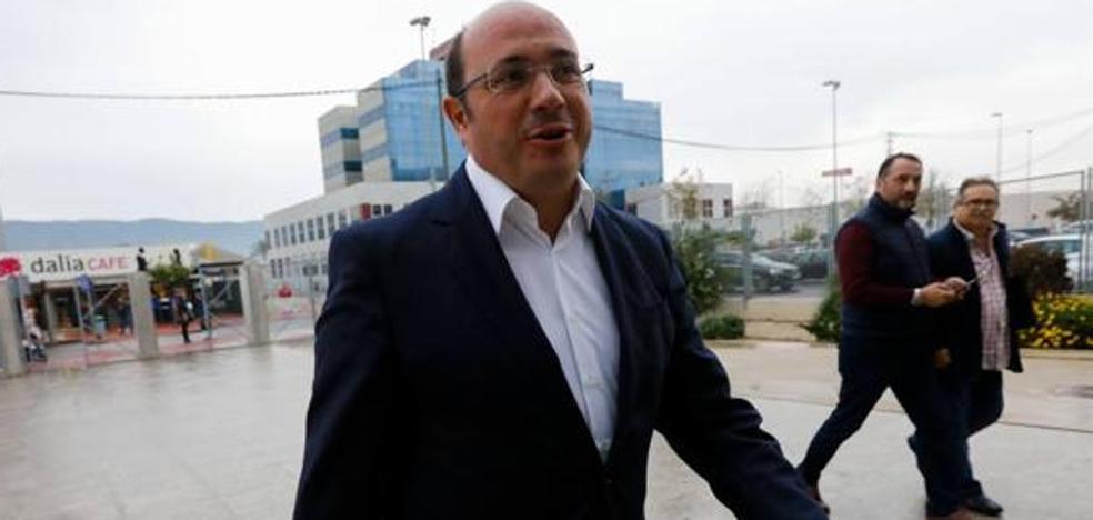 La Audiencia Nacional exculpa al expresidente de Murcia por el 'caso Púnica'