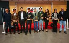 Entrega de premios de la Federación taurina de Extremadura