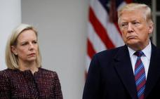 Trump anuncia el reemplazo de la secretaria de Seguridad Nacional, Kirstjen Nielsen