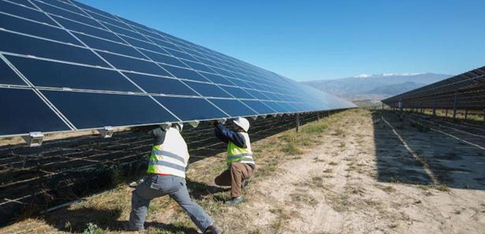 Enel impulsa una nueva fotovoltaica en Badajoz con 40 millones de inversión