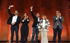 Rivera se compromete a un tren digno para la región en la próxima legislatura