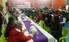 El encuentro de asociaciones de fibromialgia reúne a 200 personas en Navalmoral de la Mata