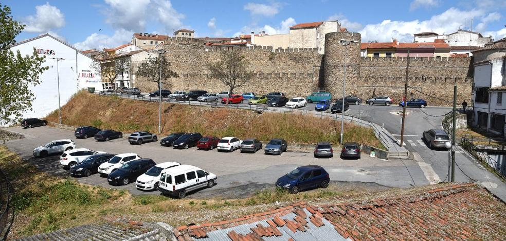 La Diputación licita el parking de Eulogio González de Plasencia por 1,6 millones de euros