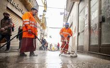 La puesta a punto para la Semana Santa de Cáceres cuesta 45.000 euros