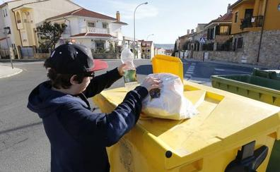 Los extremeños se confunden 4 de cada 10 veces al usar los contenedores amarillos