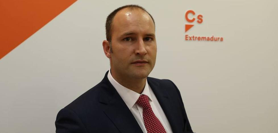 El candidato a la Alcaldía por Ciudadanos, Andrés Humánez, quiere acabar con el bipartidismo