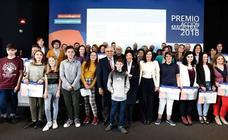 Alumnos de Fuente Arco y Cáceres, galardonados con los premios nacionales Acción Magistral