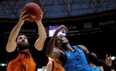 Will Thomas lidera al Valencia Basket, que ya acaricia la Eurocopa