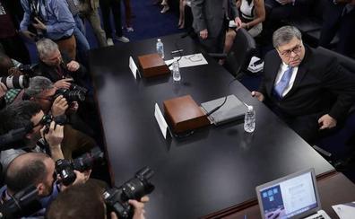 El informe de Mueller se hará público «en una semana»