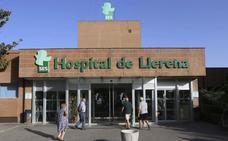 El Hospital de Llerena espera estrenar su UCC antes de final de legislatura