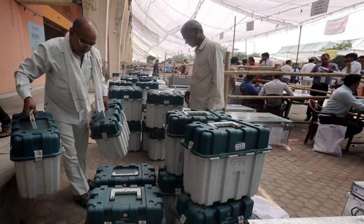 India se prepara para las elecciones generales