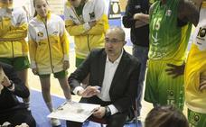 El Al-Qázeres prescinde del técnico Ángel Fernández