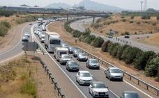 La DGT prevé unos 211.000 desplazamientos de vehículos en Extremadura en Semana Santa