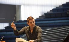 Concierto de la Orquesta de Extremadura con Álvaro Albiach en Badajoz