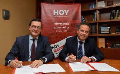 HOY se suma a la Asociación de Empresarios del Sur de España