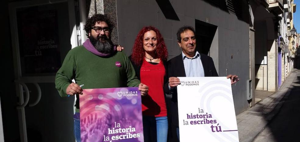 Podemos concurrirá con IU y Equo en Badajoz