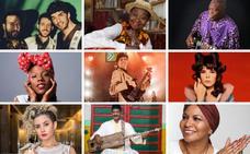 Un Womad con más folk, ritmos latinos y voces femeninas