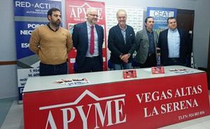 Tres empresas locales optan a ser la mejor del año para Apyme