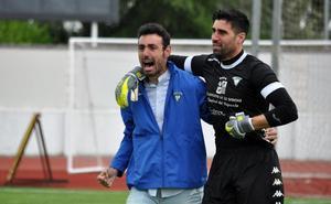 Javi Sánchez: «Hay equipo para lograr lo mismo que hace tres años»