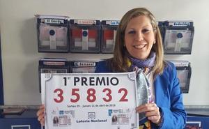 La Lotería Nacional deja 330.000 euros en Extremadura