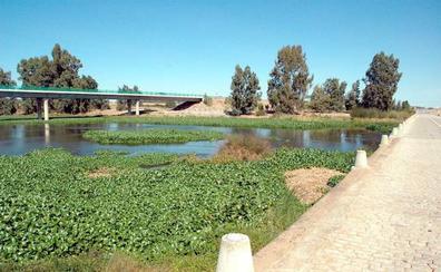 La CHG inicia los trámites para reparar los daños del badén de Torremayor