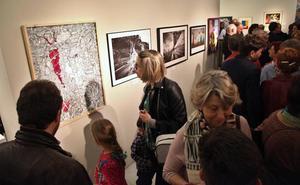 El Casco Antiguo reúne a 39 artistas en una exposición sobre Portugal