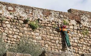 Plasencia consigue 96.000 euros del 1,5% Cultural para recuperar su muralla