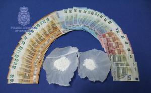 Cuatro detenidos en el desmantelamiento de un punto de venta de droga en Badajoz