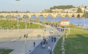 La empresa que limpie el parque del río asumirá los cauces de los arroyos