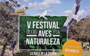 La Roca de la Sierra celebra este fin de semana el Festival de las Aves