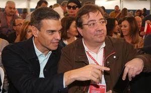 Pedro Sánchez suspende su visita a Guadalupe