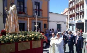 El barrio de San Gregorio de Don Benito se prepara para sus fiestas patronales de mayo
