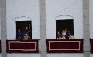 Mil vecinos se apuntan para ver 'La Carrerita' de Villanueva desde un balcón
