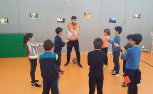 El CPV promociona su deporte en los colegios